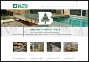 Barwon Timber Website