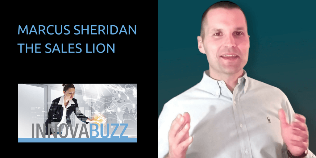 MarcusSheridan The Sales Lion