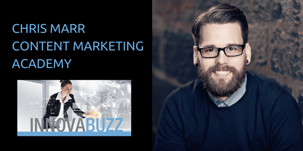 InnovaBuzz Podcast - Chris Marr