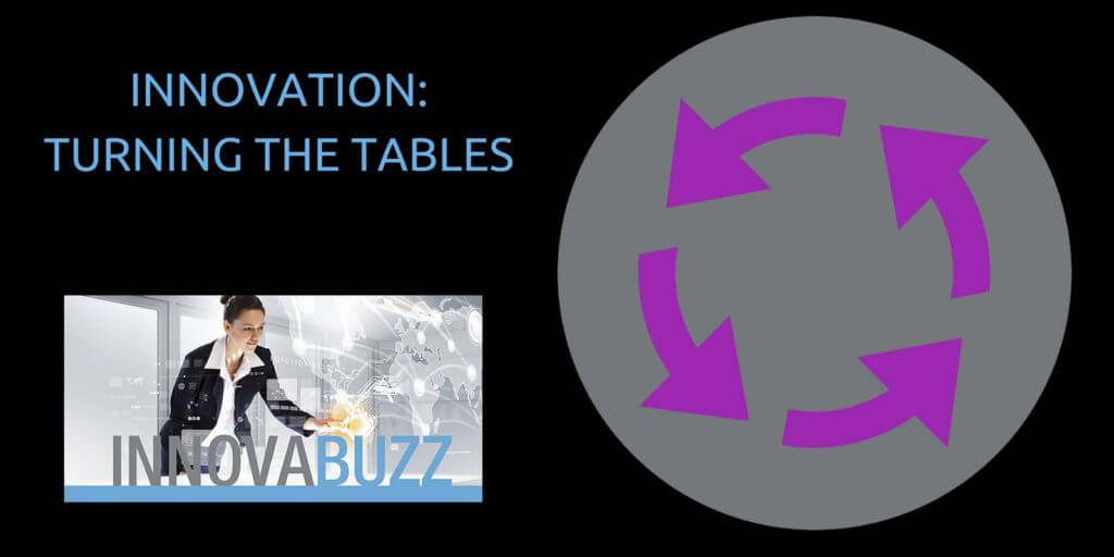 Innovation: Turning Tables