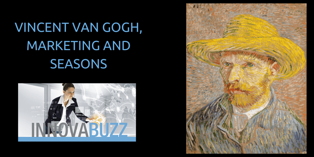 Vincent Van Gogh and Marketing - Innovabuzz 80