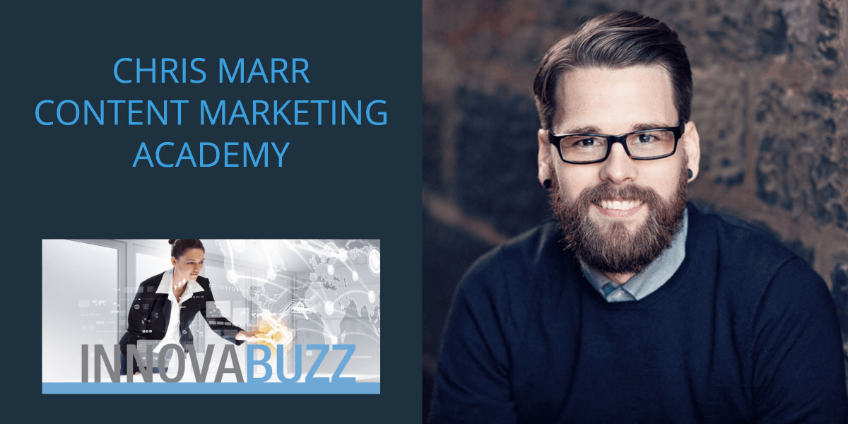 Chris Marr, Content Marketing Academy
