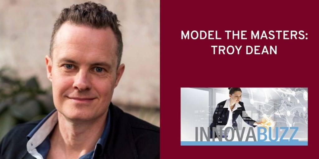 Model the Masters - Troy Dean