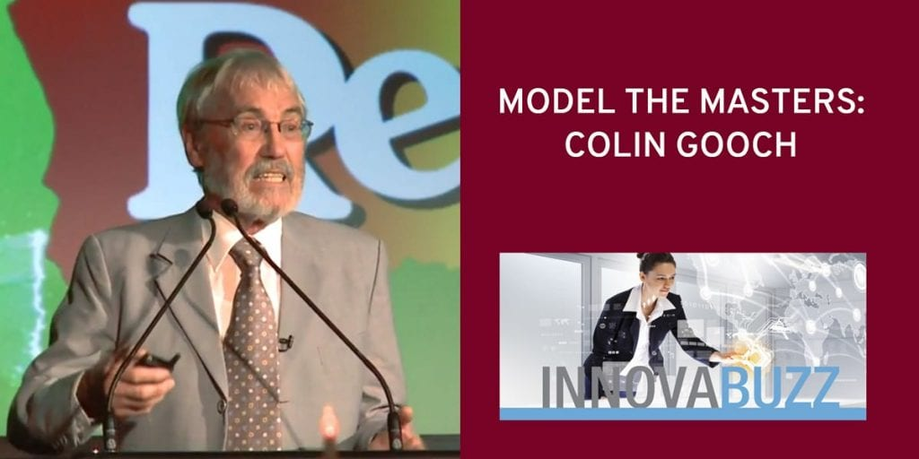 Colin Gooch - Model the Masters