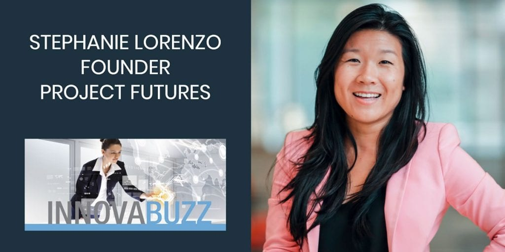 Stephanie Lorenzo, Founder of Project Futures