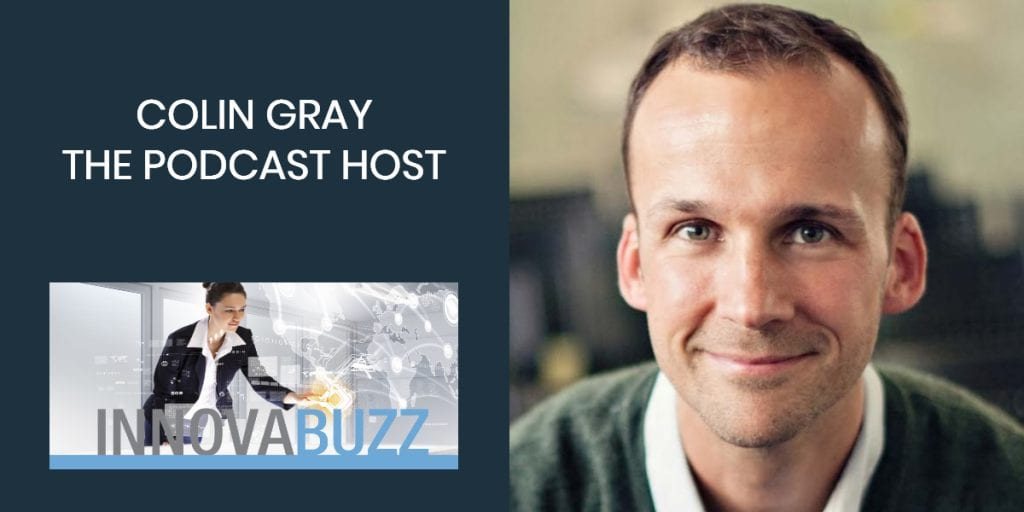 Colin Gray, The Podcast Host