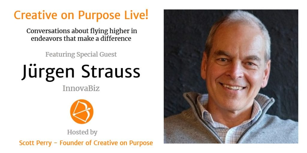 Creative on Purpose-Jurgen Strauss